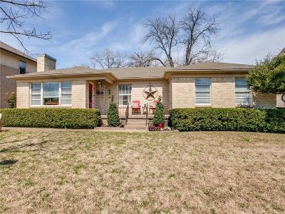 Single Family Home For Sale: 6611 Northridge Drive