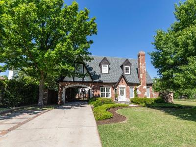 Fort Worth Single Family Home For Sale: 106 Virginia Place