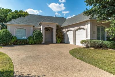 Frisco Single Family Home For Sale: 4767 White Bluff Drive