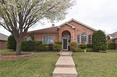 Mesquite Single Family Home For Sale: 2513 Hackberry Creek