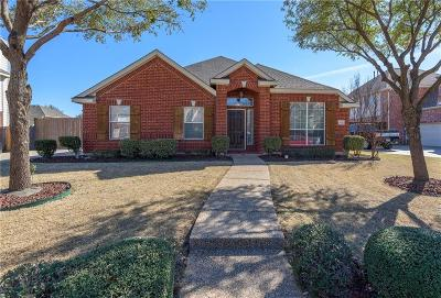 Corinth Single Family Home Active Option Contract: 3802 Park Wood Drive