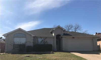 Grand Prairie Single Family Home For Sale: 3361 Galaway Bay Drive