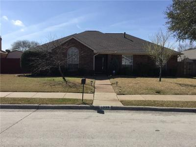 Lewisville Single Family Home Active Option Contract: 1328 Falcon Drive