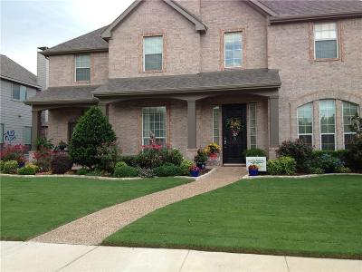 Allen Single Family Home For Sale: 1913 Pioneer Drive