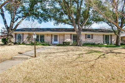 Fort Worth Single Family Home For Sale: 7070 Serrano Drive