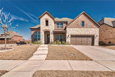 Frisco TX Single Family Home For Sale: $475,925
