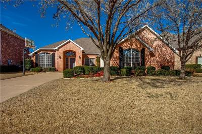 Keller Single Family Home Active Option Contract: 704 Glendale Drive