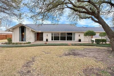 Fort Worth Single Family Home For Sale: 3505 Park Hollow Street