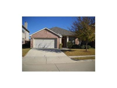Fort Worth TX Single Family Home Active Option Contract: $236,500