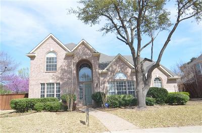 Plano Single Family Home For Sale: 8504 Beatton Court