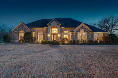 Rockwall Single Family Home Active Option Contract: 664 Equestrian Drive