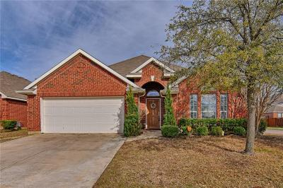 Grand Prairie Single Family Home Active Option Contract: 3204 Porma