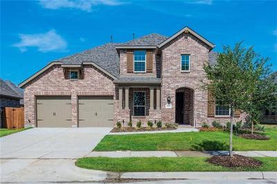 Melissa Single Family Home For Sale: 3515 Washington Drive