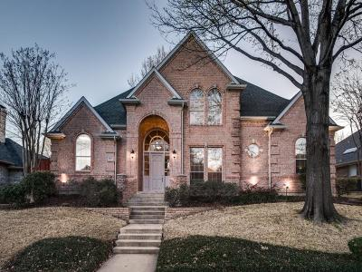 Coppell Single Family Home For Sale: 827 Mallard Drive
