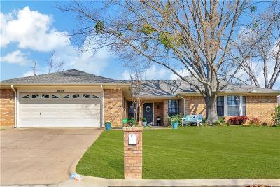 Arlington Single Family Home For Sale: 5105 Wind Rock Court