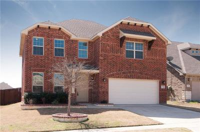 Wylie Single Family Home Active Option Contract: 1718 Oak Glen Drive