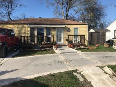Single Family Home For Sale: 4819 Cowan Avenue