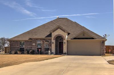 Farmersville Single Family Home Active Contingent: 3131 Gunsmoke Drive