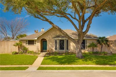 Rowlett Single Family Home Active Option Contract: 7501 Aberdeen Drive