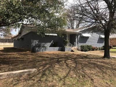 Hurst Single Family Home Active Option Contract: 1232 Desiree Lane
