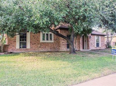 Single Family Home For Sale: 6415 Camille