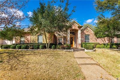 North Richland Hills Single Family Home For Sale: 8505 Brandonwood Drive