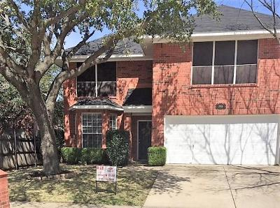 Flower Mound Single Family Home For Sale: 1916 Barrens Circle