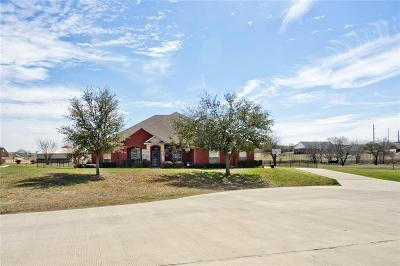 Rhome TX Single Family Home For Sale: $354,000