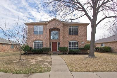 Allen Single Family Home Active Option Contract: 1026 Dickens Lane