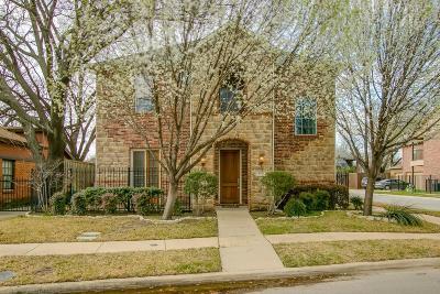 Half Duplex For Sale: 4929 Homer Street