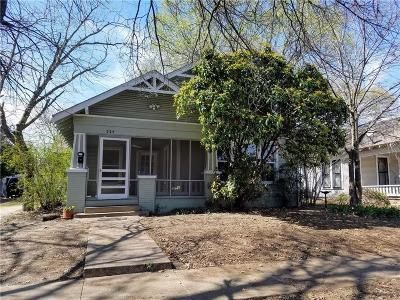 Waxahachie Single Family Home Active Option Contract: 325 Cynisca Street