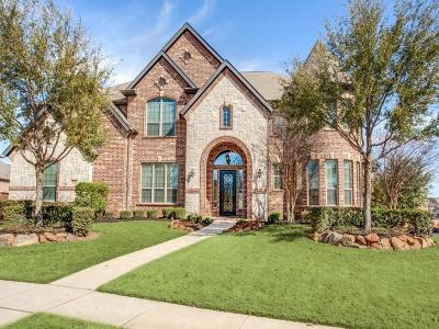 Colleyville Single Family Home For Sale: 1008 Brahms