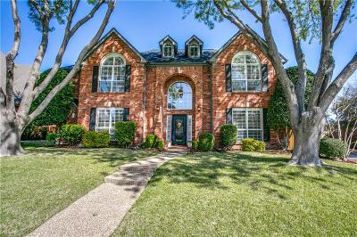 Plano Single Family Home For Sale: 2501 Beechcraft Street