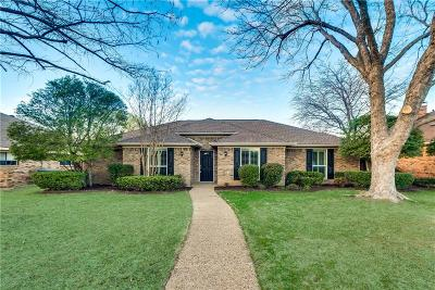 Allen Single Family Home For Sale: 815 Spring Brook Drive