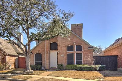 Irving Single Family Home For Sale: 8716 Falls Road