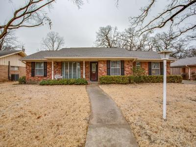 Irving Single Family Home For Sale: 2703 Alan A Dale