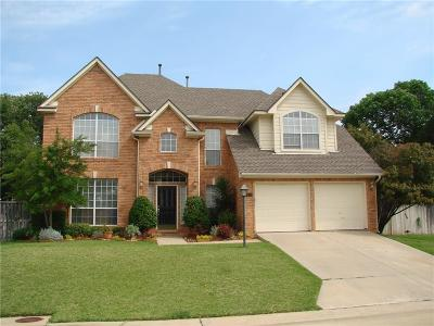 Highland Village Single Family Home For Sale: 2610 Woodside Drive
