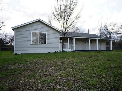 Blooming Grove Single Family Home Active Option Contract: 709 S Kerr Street
