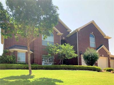 Corinth Single Family Home For Sale: 2704 Pottery Trail