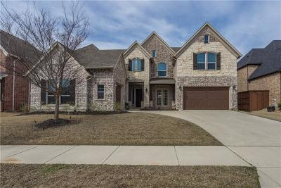 Frisco Single Family Home Active Option Contract: 6745 Calihan Court
