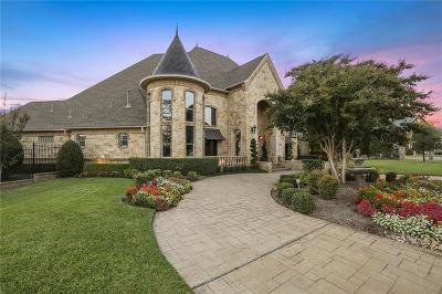 Southlake TX Single Family Home For Sale: $1,998,000