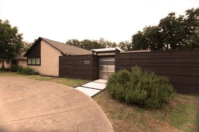 Single Family Home For Sale: 6760 E Mockingbird Lane