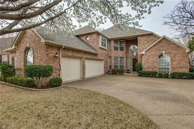 Corinth Single Family Home Active Contingent: 1604 Eagle Ridge Drive