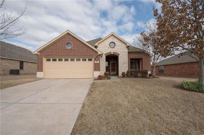 Waxahachie Single Family Home For Sale: 220 Bison Meadow Drive
