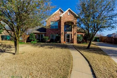 Sherman Single Family Home For Sale: 2311 Chandler Court