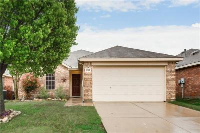 Single Family Home For Sale: 1320 Ropers Way