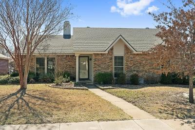 Allen Single Family Home For Sale: 1302 Rivercrest Boulevard