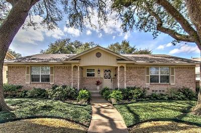 Dallas Single Family Home For Sale: 10029 Clearmeadow Drive
