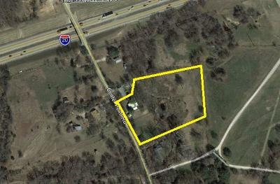 Weatherford Commercial Lots & Land For Sale: 505 Center Point Road