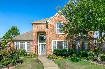 Keller Single Family Home For Sale: 1608 Creekridge Drive